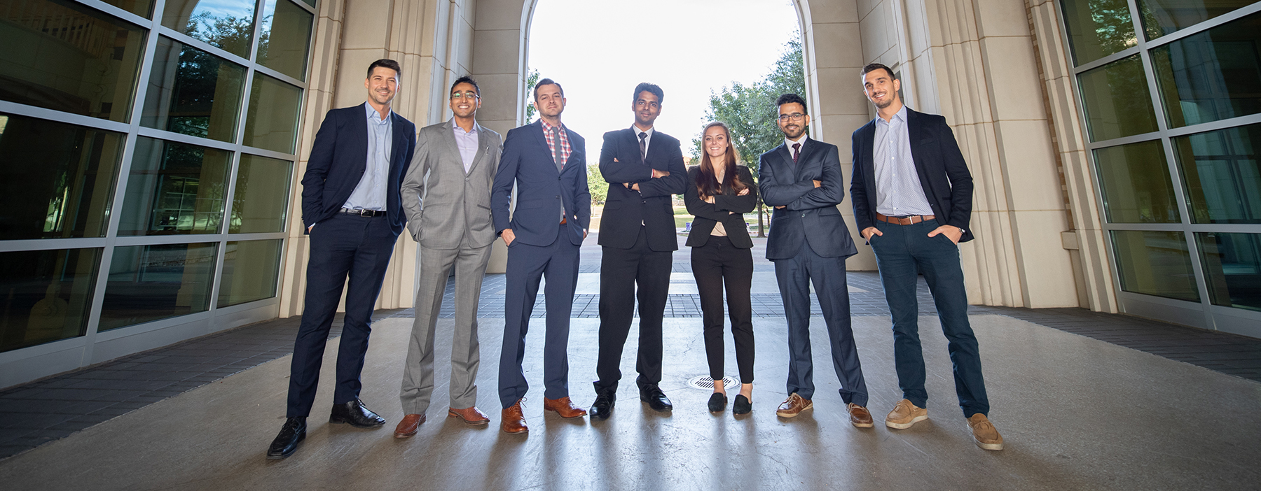 Section Image: Full-time MBA students