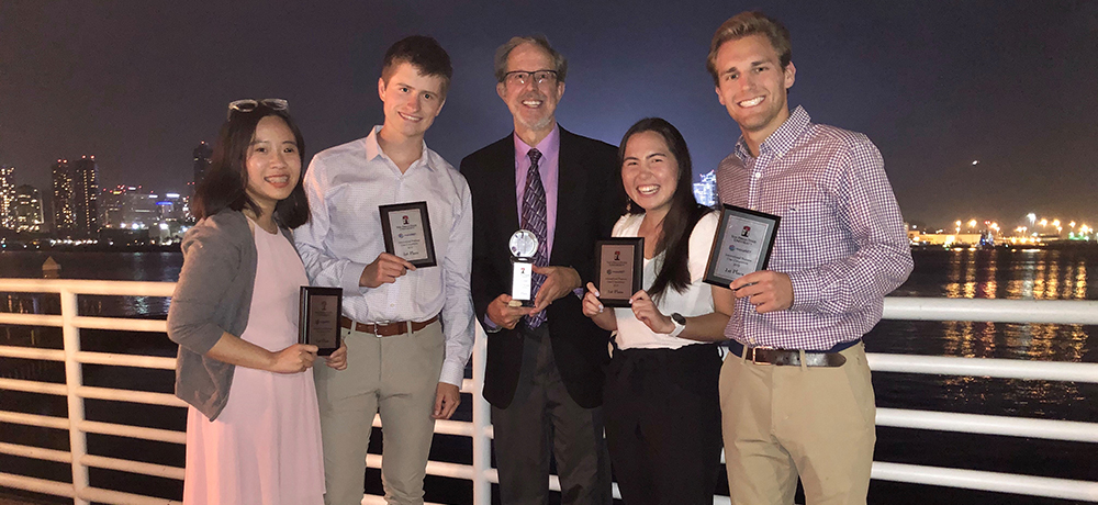 Neeley Fellows Accolades