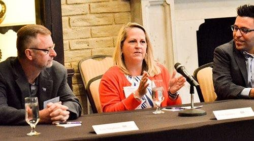 "Alumni Panel Recap: ""Other schools lacked the 'it' factor."""