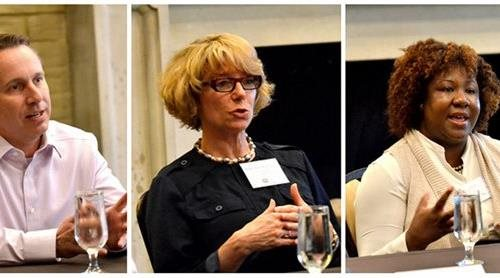 "Alumni Panel Recap: ""My employees told me 'You're different.'"""