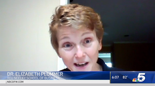 Elizabeth Plummer's Insights into Stimulus Checks Featured on NBC News