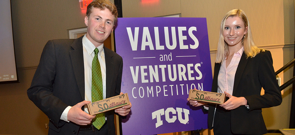 Section Image: Values and Ventures competition