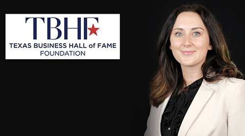 Section Image: Energy MBA Jenny Wheelan Wins Texas Business Hall of Fame Scholarship