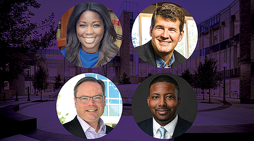 TCU Neeley School Welcomes Four New Advisory Board Members